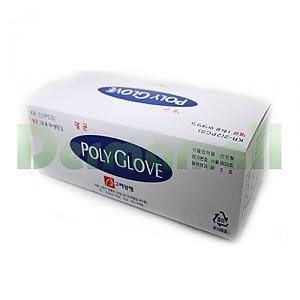멸균포리글러브 (Sterile Poly Glove) 2매 (M)