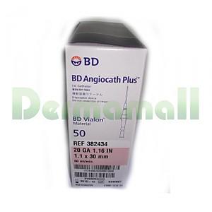정맥카테타 (IV Angio Plus Catheter) 20G (1.16인치)