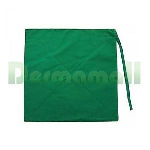 기구포(소독포) 2P, 120*120 (Green)