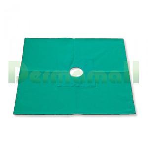 공포 1P, 50*50 (원지름 7cm, Green)