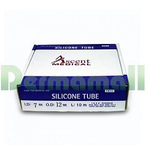 실리콘튜브(SILICONE TUBE,석션고무관)