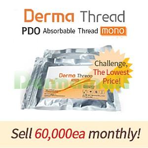 [Basic 100EA] Discount for Derma Thread PDO Absorbable Thread(Mono)