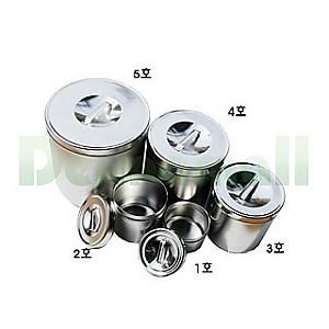 스폰지캔 (Dressing Jar) 4호 (140*140mm)