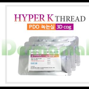 [(주)SDE] HYPER-K(하이퍼케이)Needle Type 360° cog_샤프코그 PDO 녹는실